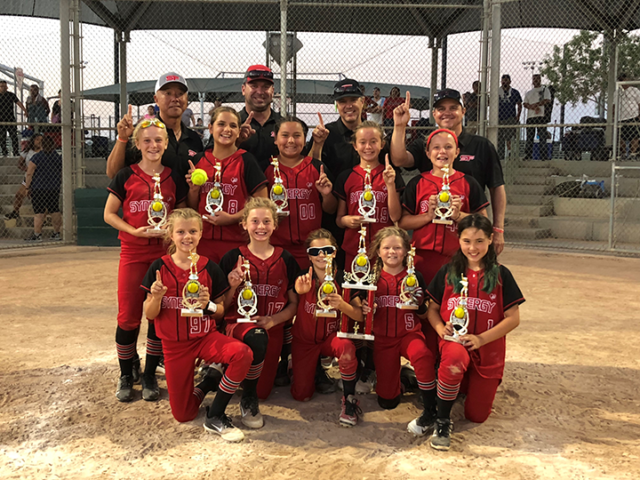 2018 NSA SoCal State 10U A Division Champions!