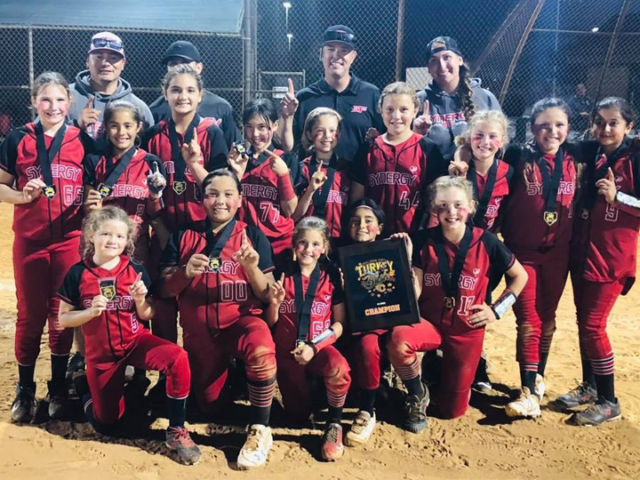 10U – Richardson Wins the TCS Turkey Bash!