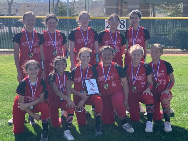 12U-Kohno Finishes Runner-Up at Best of the West in Palmdale