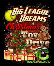 10U vs BLD CHRISTMAS TOY DRIVE